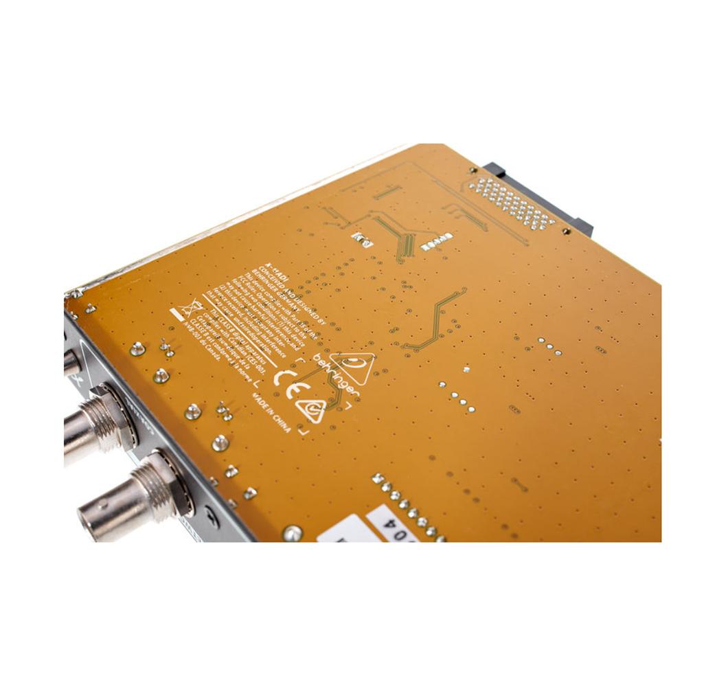 CARD DIGITAL BEHRINGER X-MADI