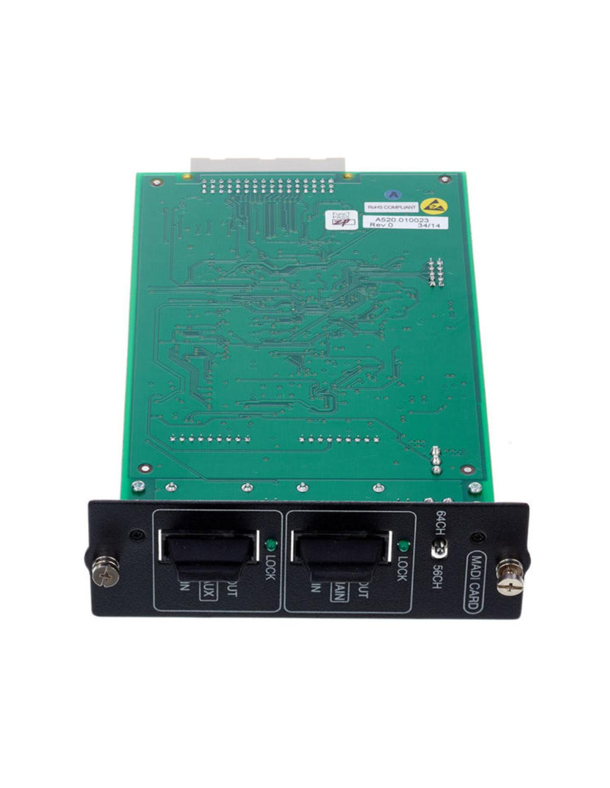 CARD DIGITAL MADI OPTICAL SOUNDCRAFT 5019983.V