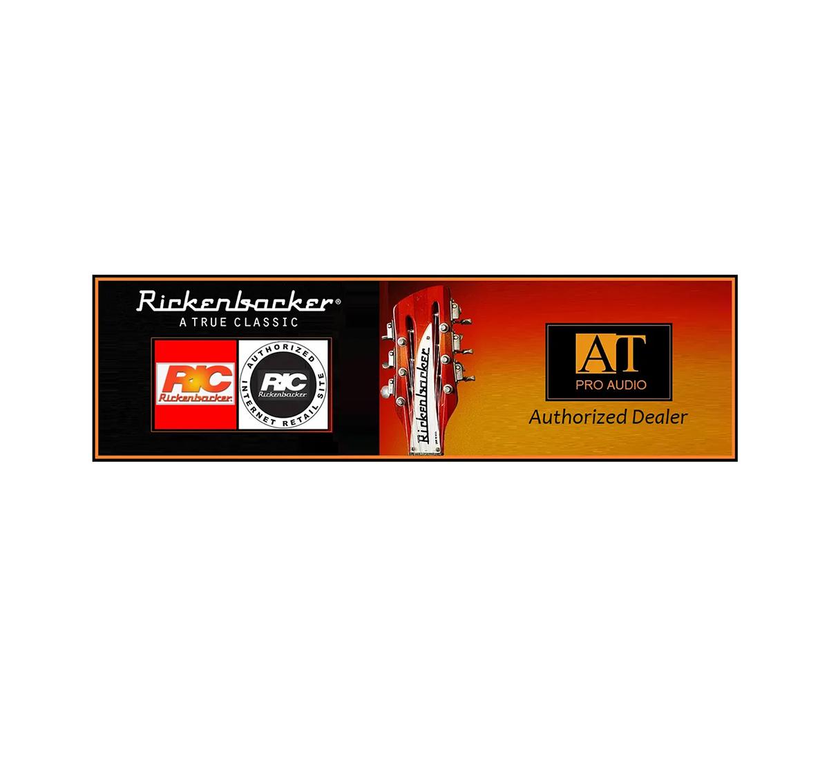CASE RICKENBACKER 4000 STD