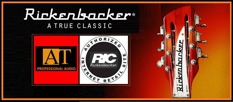 CASE RICKENBACKER RIC-4000STD-CASE