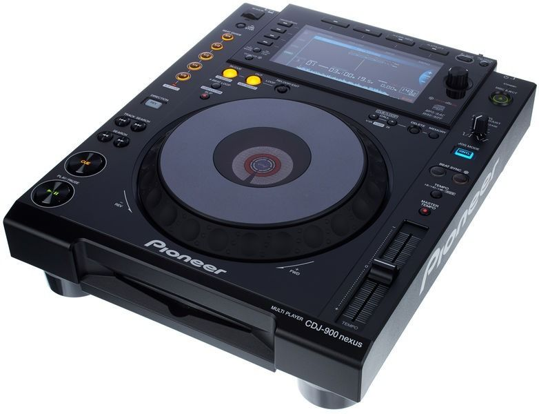 CD P/DJ PIONEER CDJ-900 NEXUS