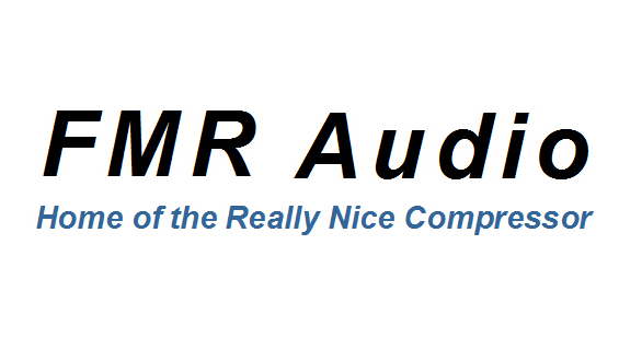 COMPRESSOR 500 SERIES FMR AUDIO RNC500 REALLY NICE COMPRESSOR