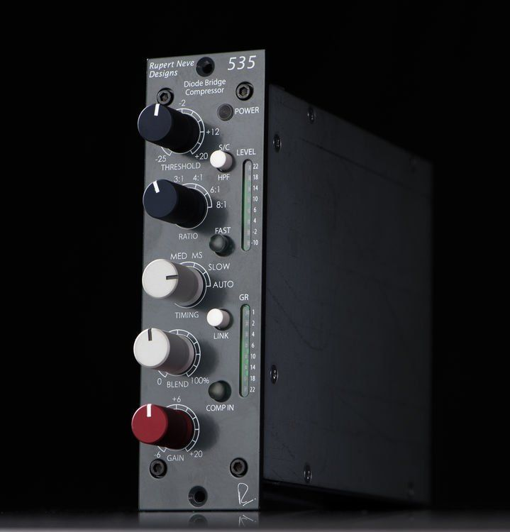 COMPRESSOR 500 SERIES RUPERT NEVE DESIGNS 535 DIODE BRIDGE