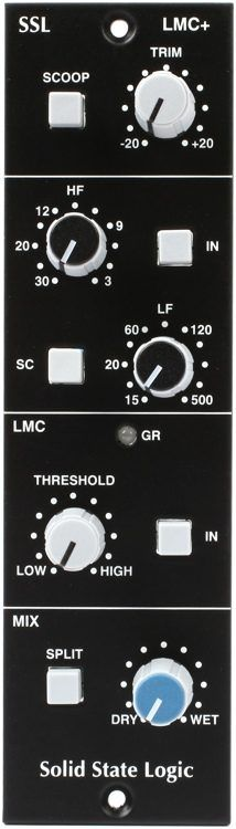 COMPRESSOR 500 SERIES SOLID STATE LOGIC LMC+