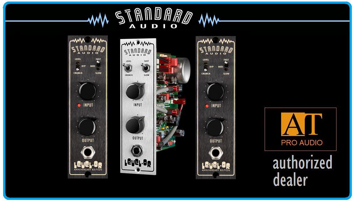 COMPRESSOR 500 SERIES STANDARD AUDIO STRETCH