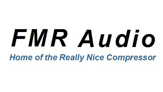 COMPRESSOR FMR AUDIO RNC1773 REALLY NICE COMPRESSOR