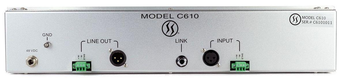 COMPRESSOR / LIMITER SPECTRA 1964 MODEL C610 COMPLIMITER