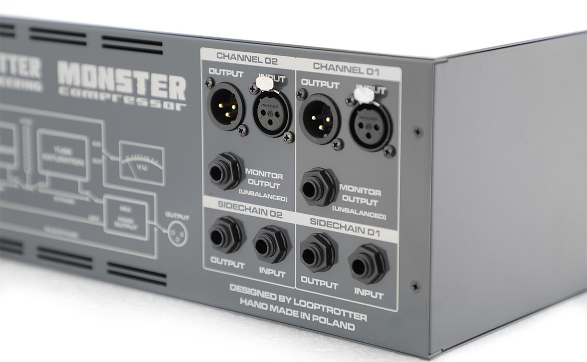 COMPRESSOR LOOPTROTTER MONSTER COMPRESSOR 2