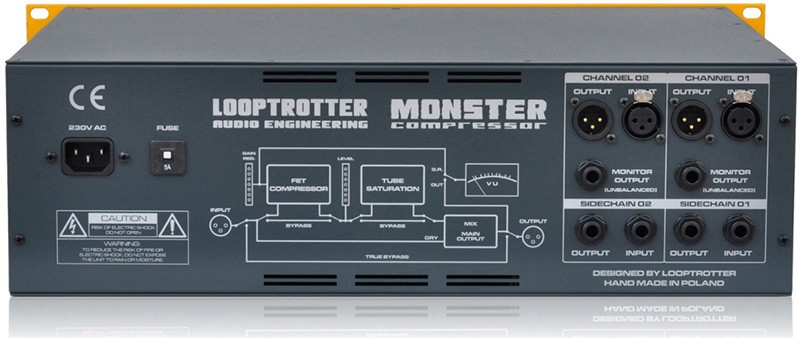 COMPRESSOR LOOPTROTTER MONSTER COMPRESSOR