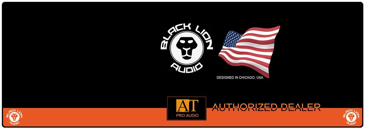 COMPRESSOR SOLID STATE BLACK LION AUDIO SEVENTEEN