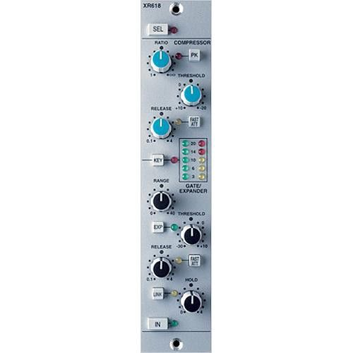 COMPRESSOR SOLID STATE LOGIC XR618 X-RACK SUPERANALOGUE DYNAMICS