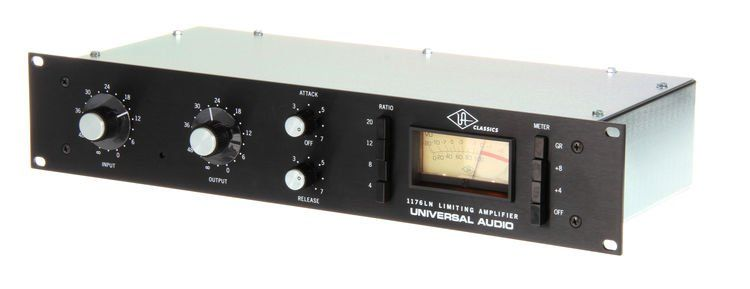 COMPRESSOR UNIVERSAL AUDIO 1176LN