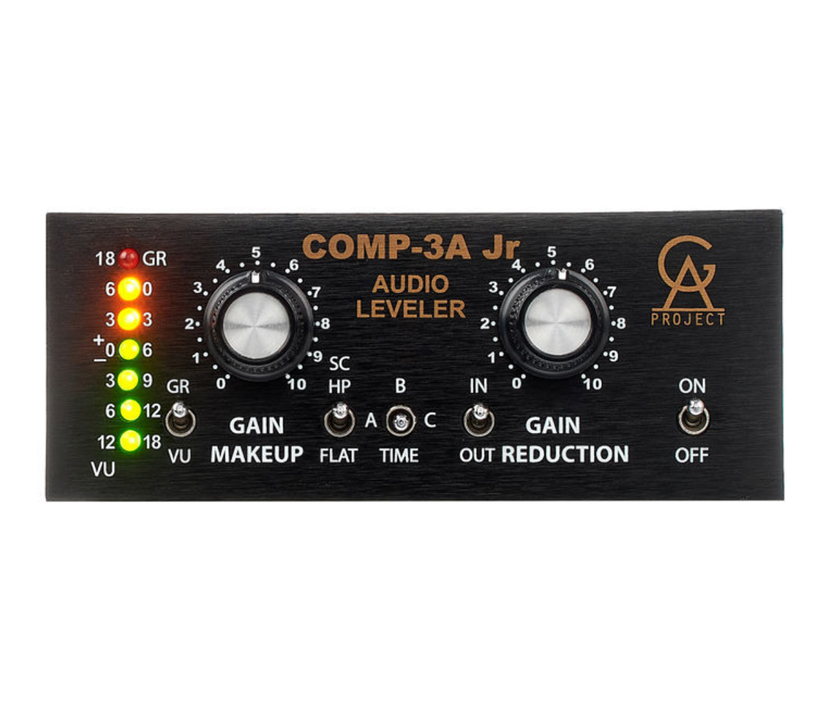 COMPRESSOR VALVULADO GOLDEN AGE PROJECT COMP-3A JR