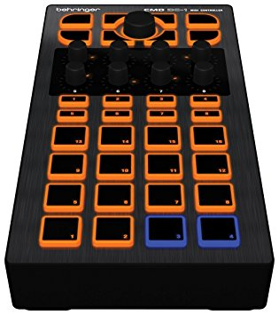 CONTROLADOR P/DJ BEHRINGER CMD DC-1