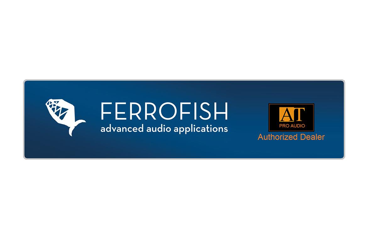 CONVERSOR AD/DA FERROFISH A32 DANTE