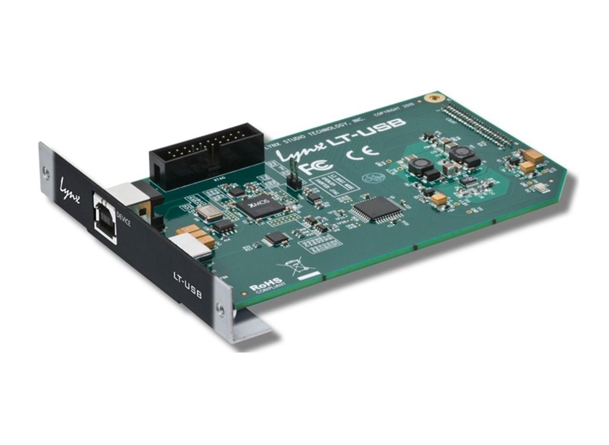 CONVERSOR AD/DA LYNX STUDIO TECHNOLOGY AURORA (N) 8-USB