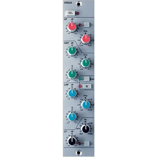 EQUALIZADOR SOLID STATE LOGIC XR625 X-RACK CHANNEL EQ MODULE