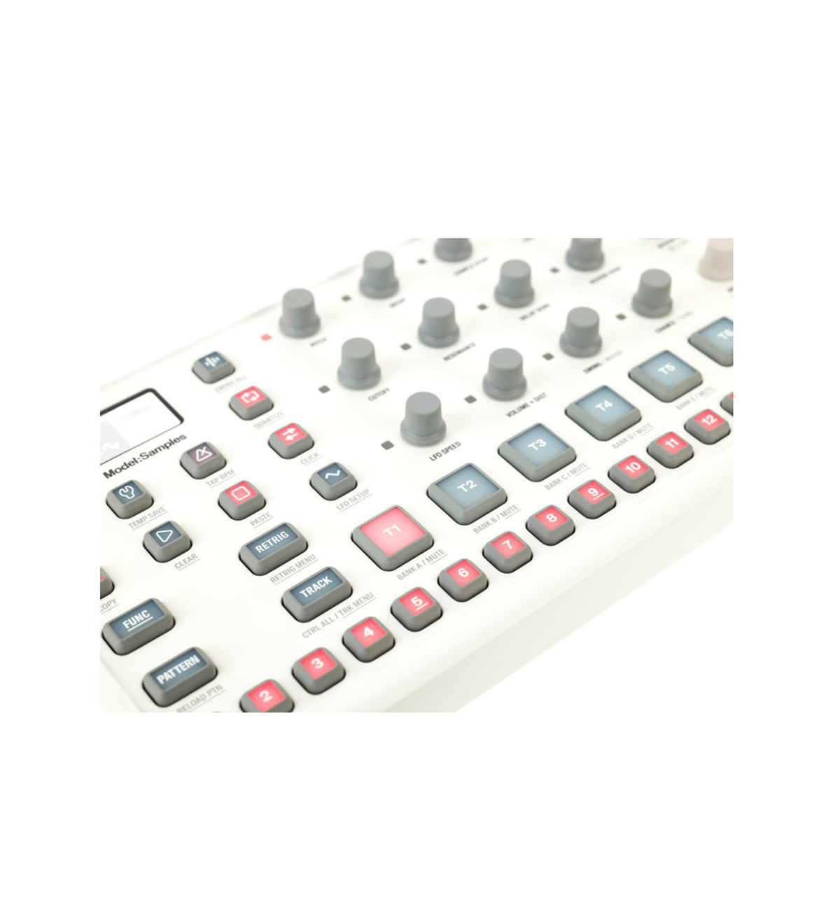 GROOVEBOX ELEKTRON MODEL:SAMPLES