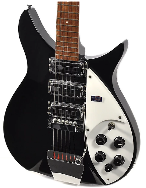 GUITARRA RICKENBACKER MODEL 325C64 JETGLO