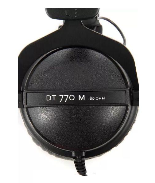 HEADPHONES BEYERDYNAMIC DT770M