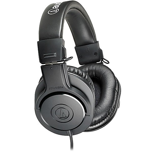 HEADPHONES AUDIO-TECHNICA ATH-M20X