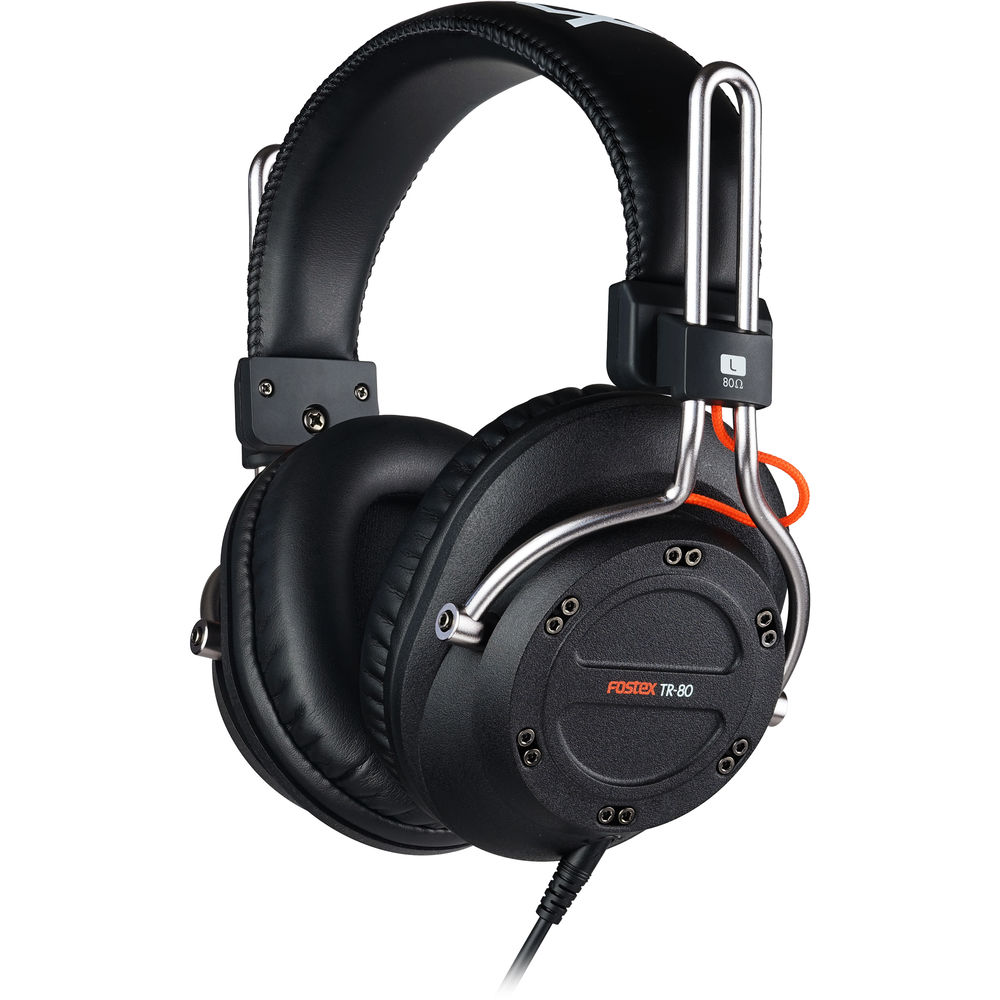 HEADPHONES FOSTEX TR-80-80