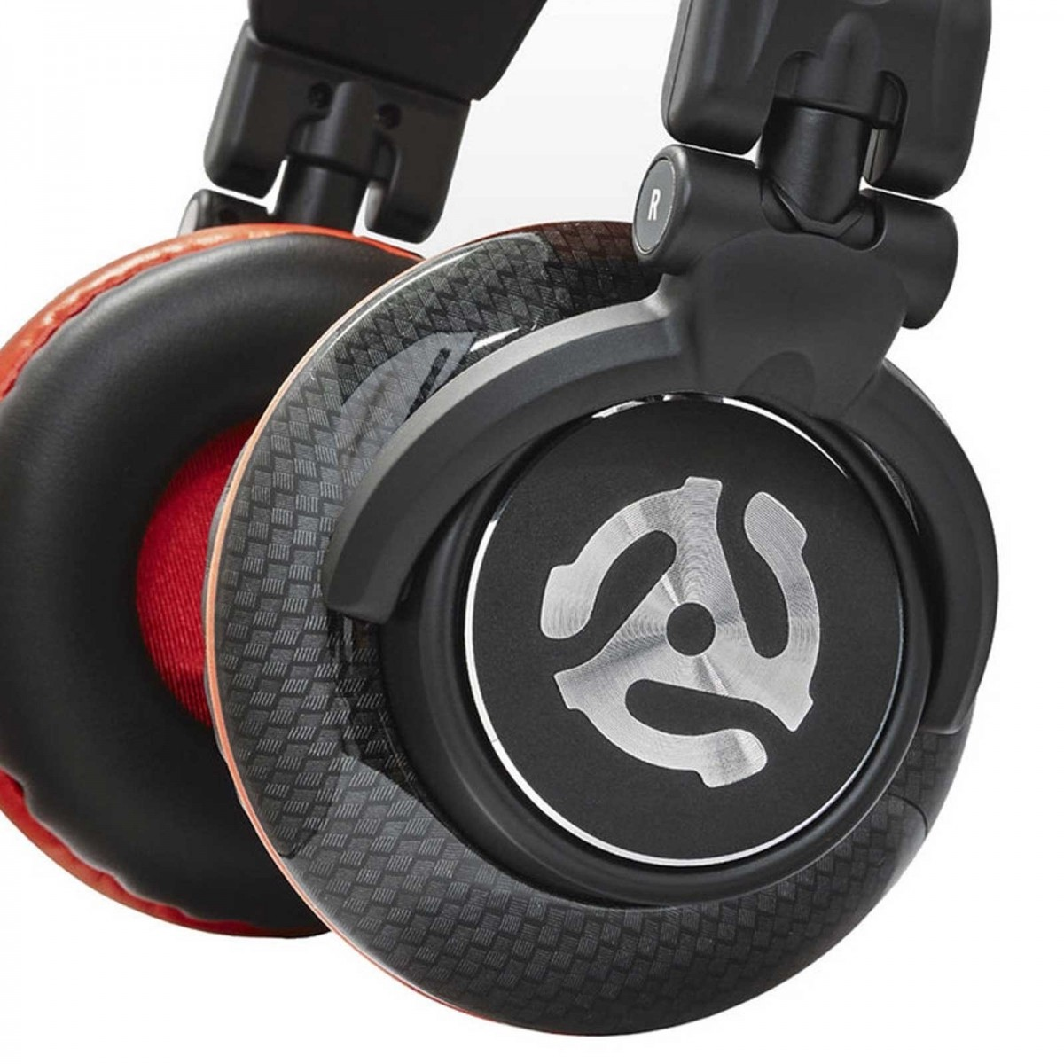HEADPHONES NUMARK RED WAVE CARBON