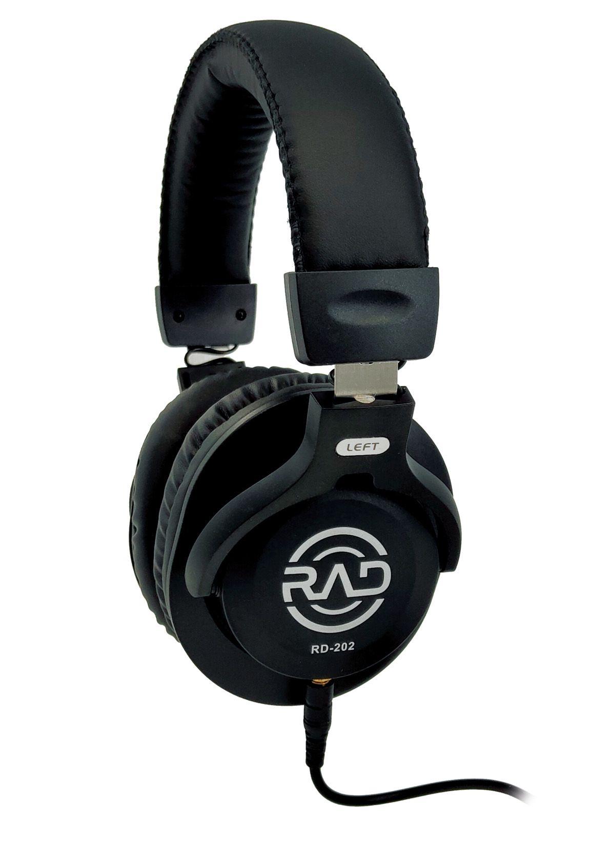 HEADPHONES RAD AUDIO RD202