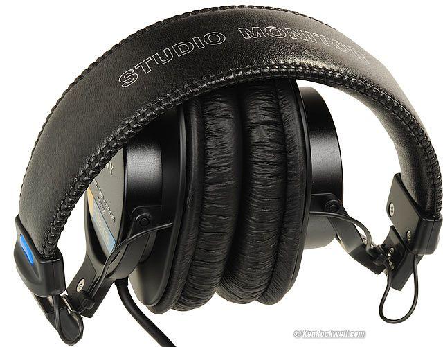 HEADPHONES SONY MDR-7506