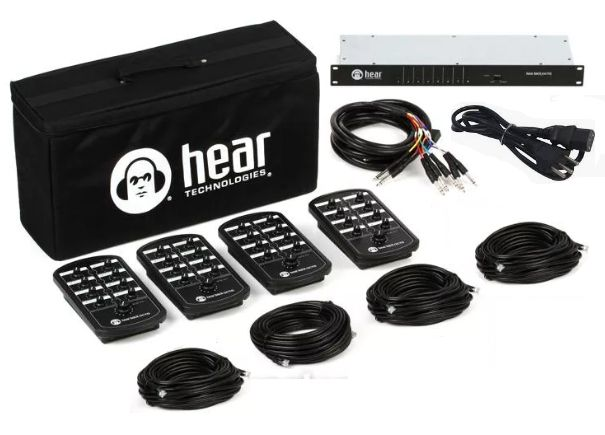 HEAR TECHNOLOGIES HEAR BACK OCTO 4-PACK