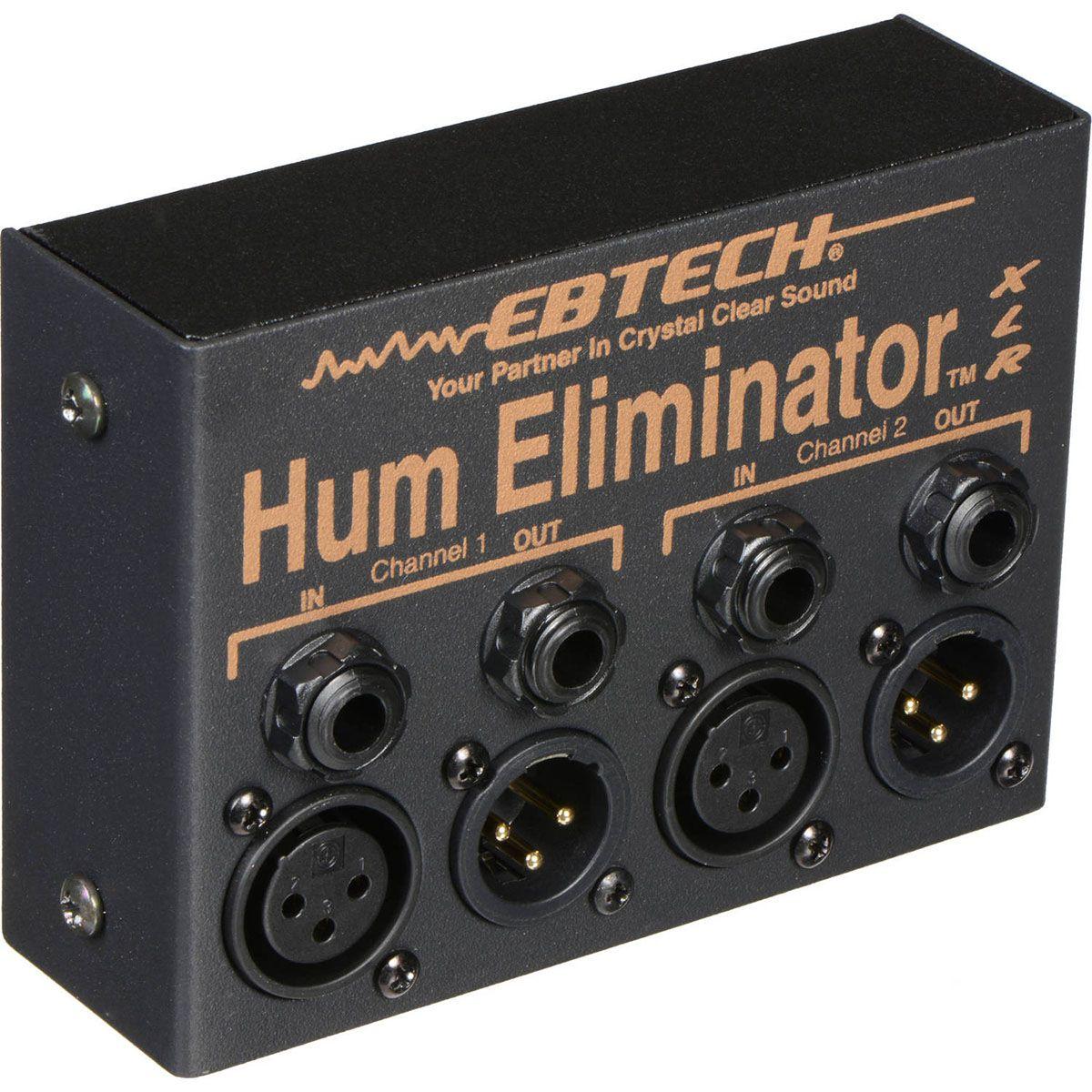 HUM ELIMINATOR EBTECH HE-2-XLR