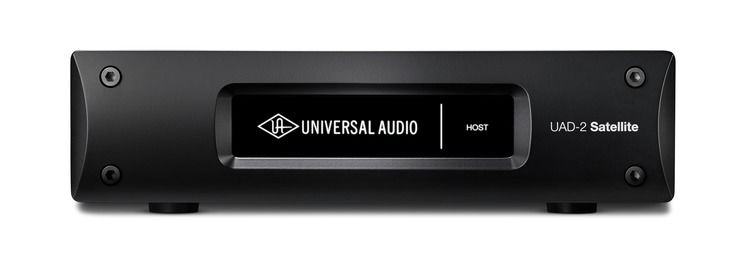 INTERFACE DE ÁUDIO THUNDERBOLT UNIVERSAL AUDIO UAD-2 SATELLITE OCTO CORE