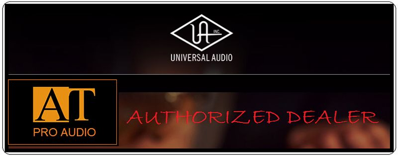 INTERFACE DE ÁUDIO THUNDERBOLT UNIVERSAL AUDIO UAD-2 QUAD CORE