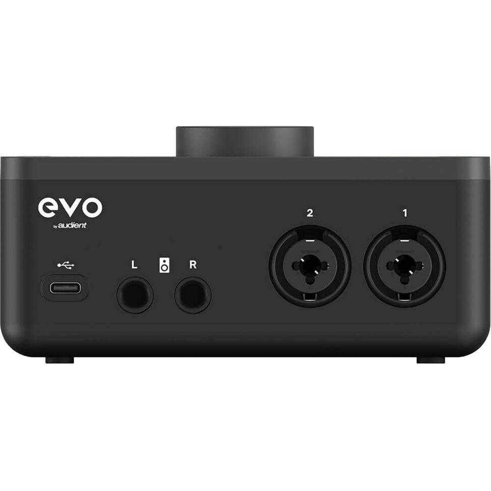 INTERFACE DE ÁUDIO USB AUDIENT EVO 4