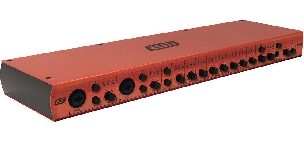 INTERFACE DE ÁUDIO USB ESI U108 PRE