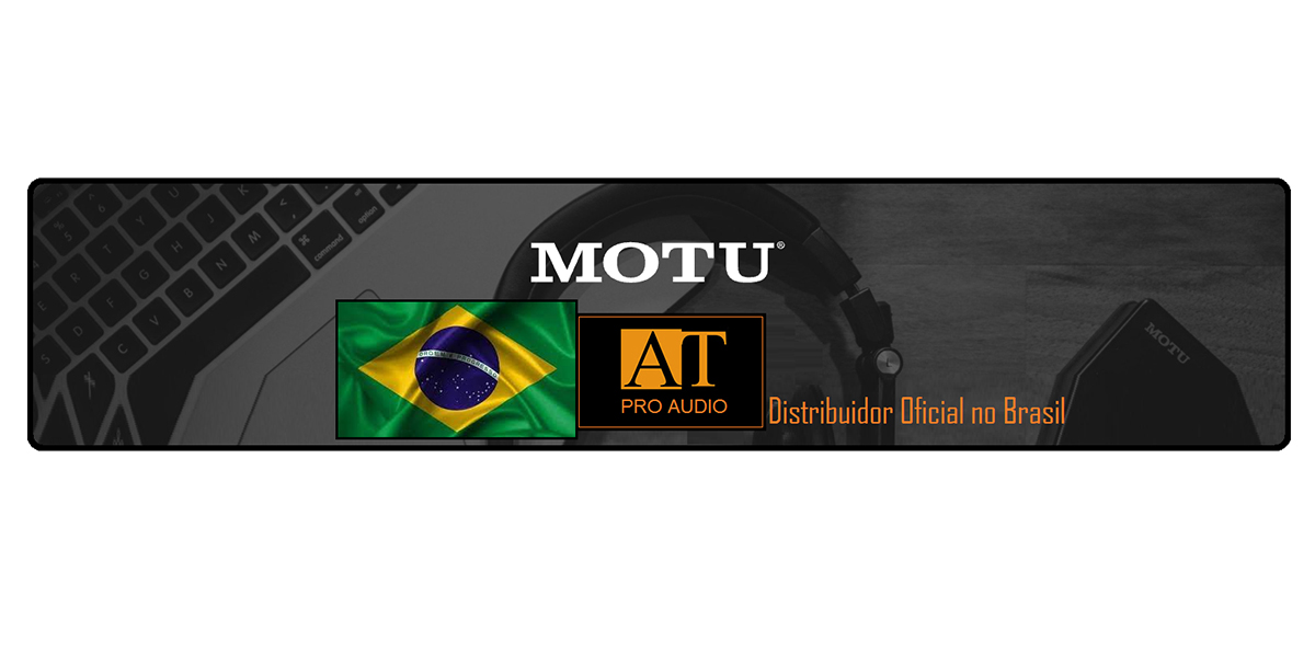 INTERFACE DE ÁUDIO USB MOTU M4