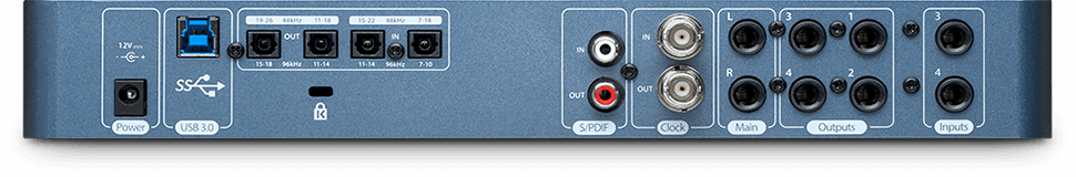 INTERFACE DE ÁUDIO USB PRESONUS STUDIO 192 MOBILE