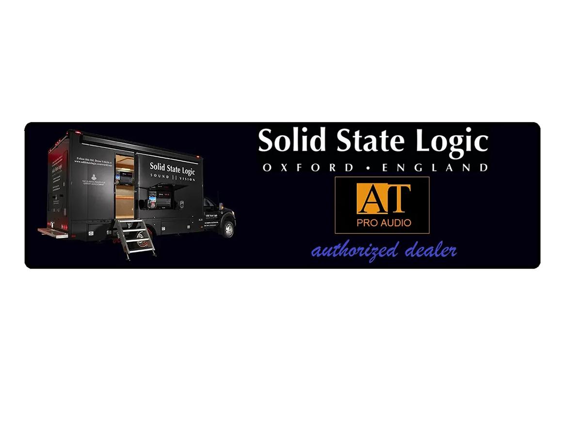 INTERFACE DE ÁUDIO USB SOLID STATE LOGIC SSL 2+