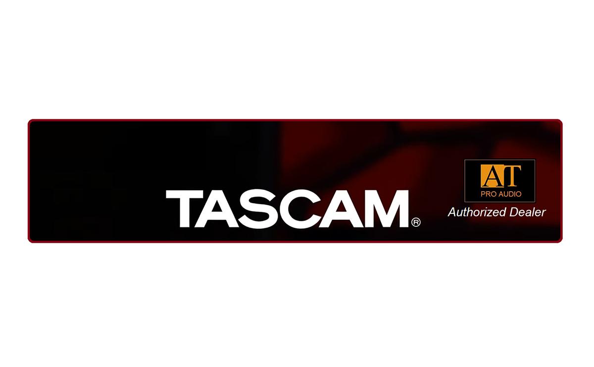 INTERFACE DE ÁUDIO USB TASCAM US-1X2HR