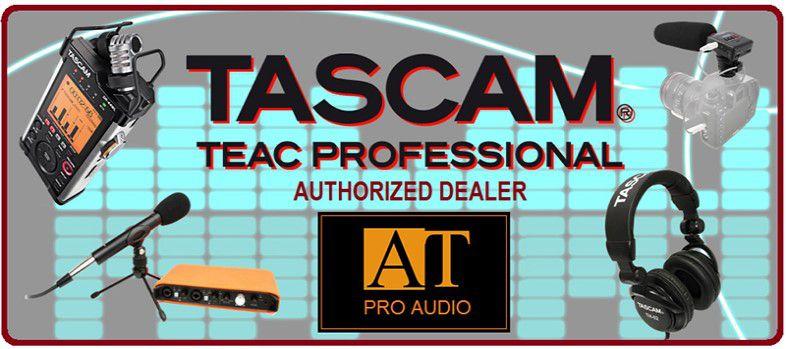INTERFACE DE ÁUDIO USB TASCAM US-4X4
