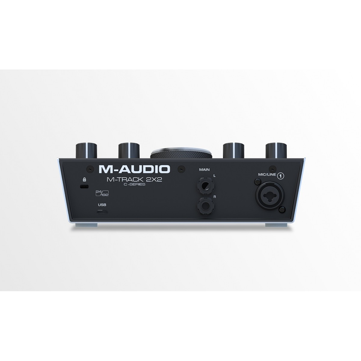 INTERFACE USB M-AUDIO M-TRACK 2X2