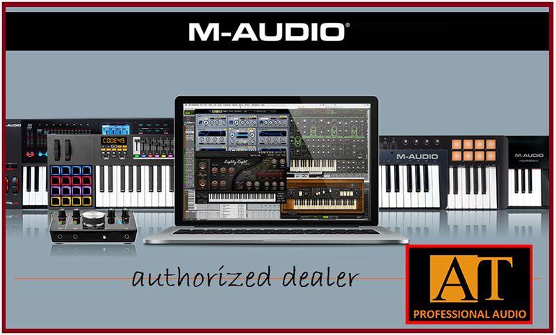 INTERFACE USB M-AUDIO M-TRACK 2X2