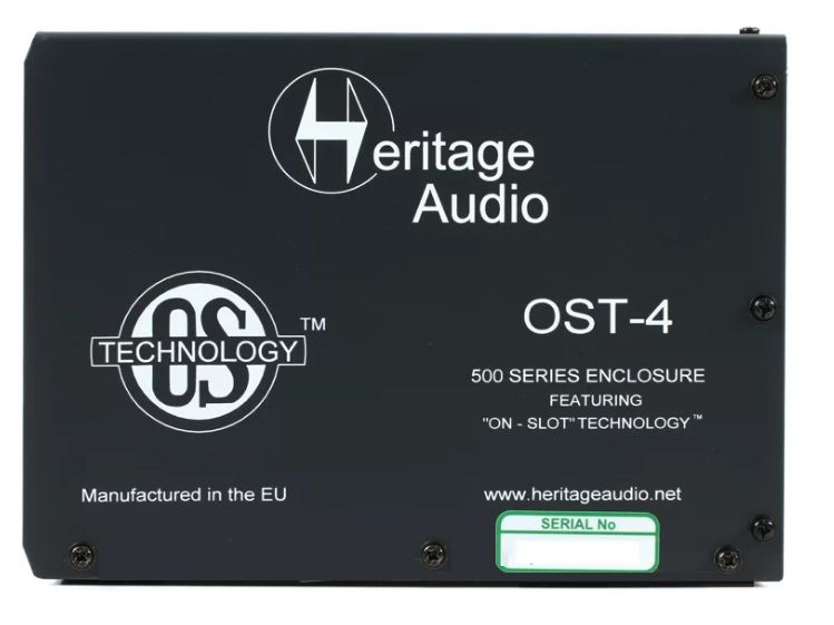 LUNCHBOX HERITAGE AUDIO OST-4