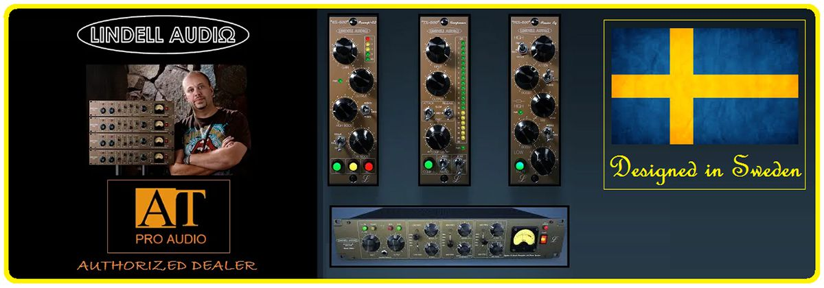 LUNCHBOX LINDELL AUDIO 503 POWER