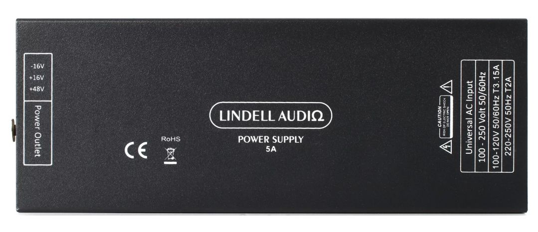 LUNCHBOX LINDELL AUDIO 510 POWER MK2