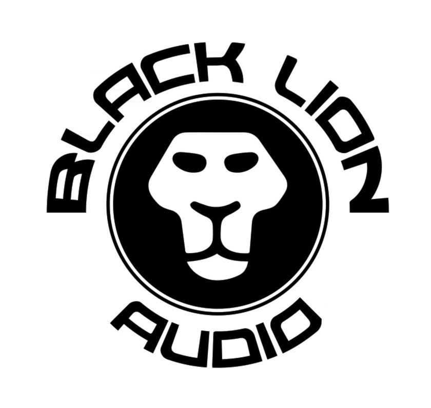 LUNCHBOX / PATCHBAY 500 SERIES BLACK LION AUDIO PBR8 8-SLOT