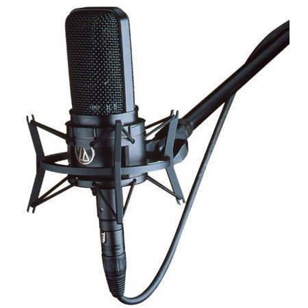 MICROFONE CONDENSER AUDIO-TECHNICA AT4033/CL