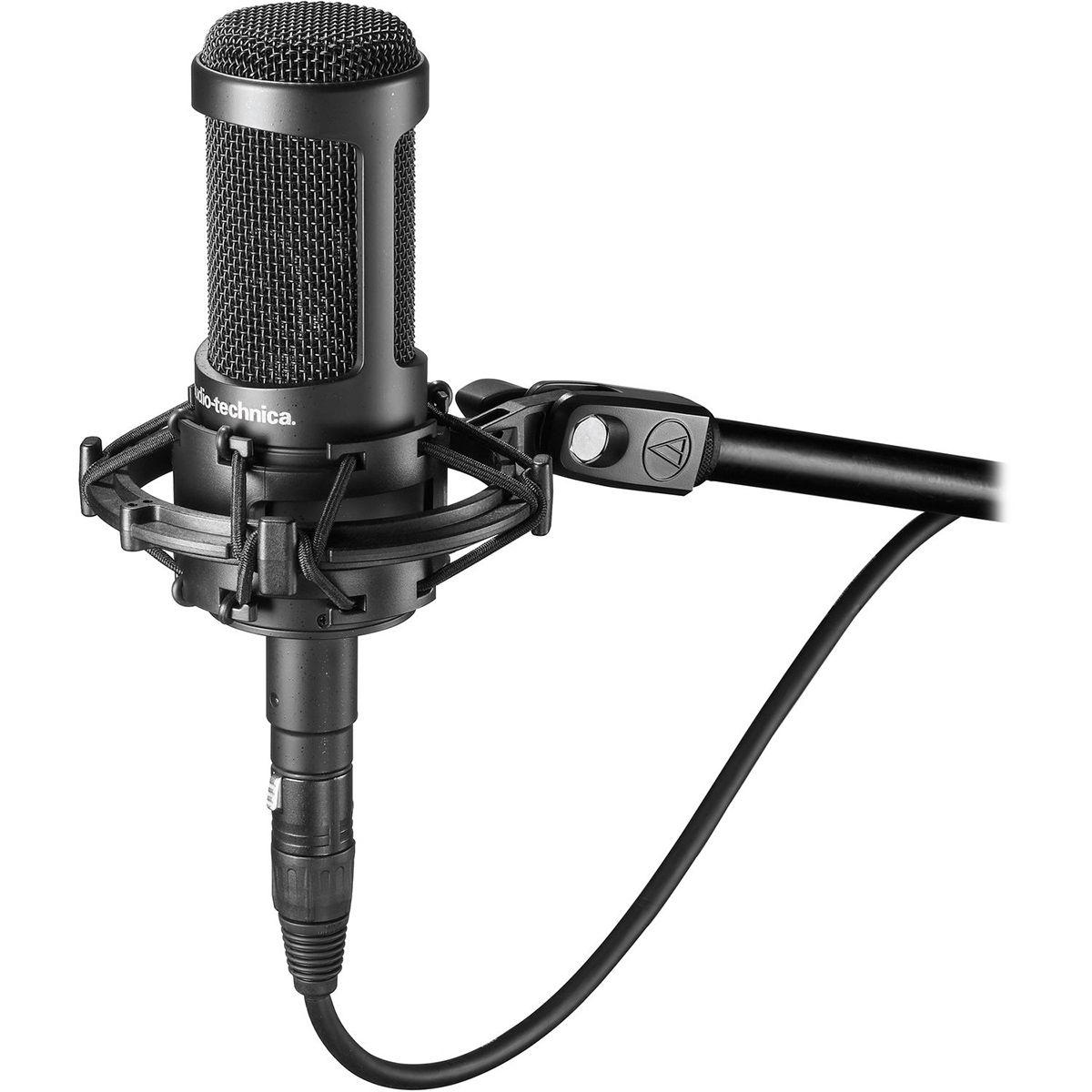 MICROFONE CONDENSER AUDIO-TECHNICA AT2035