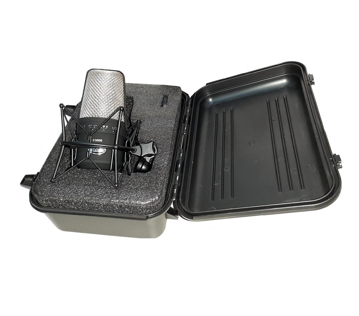 MICROFONE CONDENSER CAD EQUITEK E300S