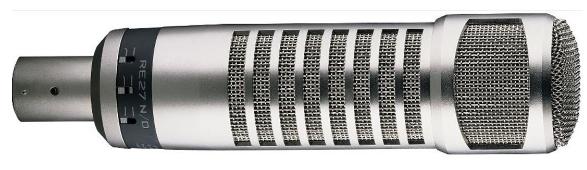 MICROFONE DINÂMICO ELECTRO-VOICE RE27N/D